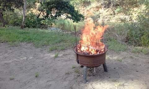 bonfire pit