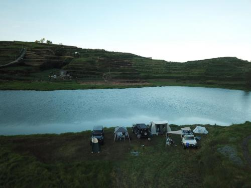 Lake Tabeo Campsite